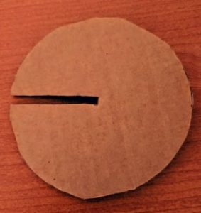 Cardboard Collar for Plant Mailing